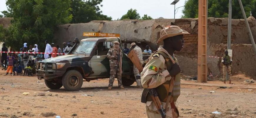 Mali'de en az 54 askerin öldüğü saldırıyı IŞİD üstlendi