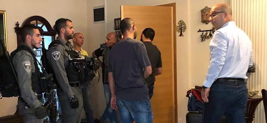 Filistin'in Kudüs Bakanı 5 ayda 3'üncü kez gözaltına alındı
