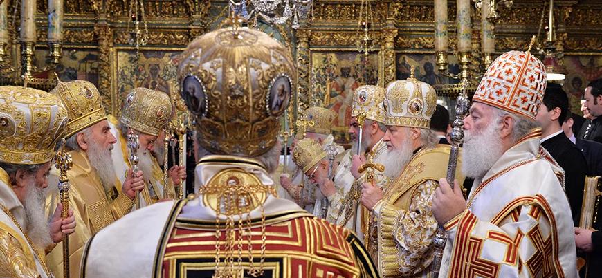 Rus Ortodoks Kilisesi Yunan Kilisesi ile ilişkilerini sonlandırdı