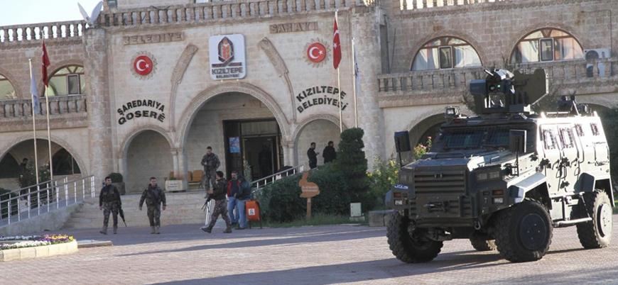 Mardin'de HDP'li Kızıltepe Belediyesi'ne kayyum atandı