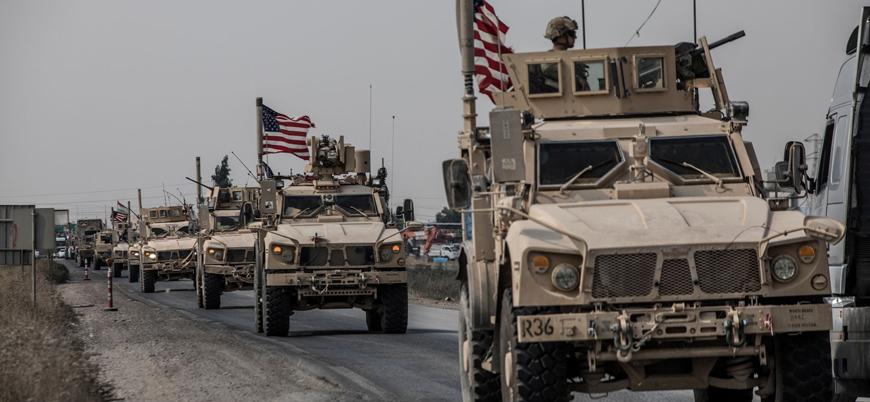 """""""Türkiye destekli 'Suriye Milli Ordusu' ABD askerlerine saldırdı"""""""