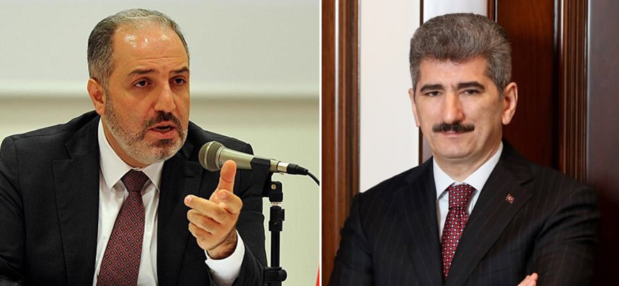 Eski AK Partili Yeneroğlu ile İçişleri Bakan Yardımcısı İnce arasında 'Alparslan Kuytul' polemiği: Sizi istifaya davet ediyorum!