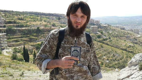 Suriye'deki Çeçen komutan: Zafer silahların gölgesi altında