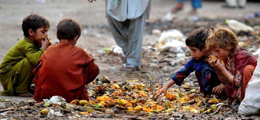 Pakistan'da 10 ayda 703 çocuk açlıktan öldü