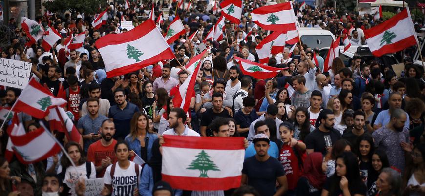 Lübnan'da göstericiler yeniden sokaklarda
