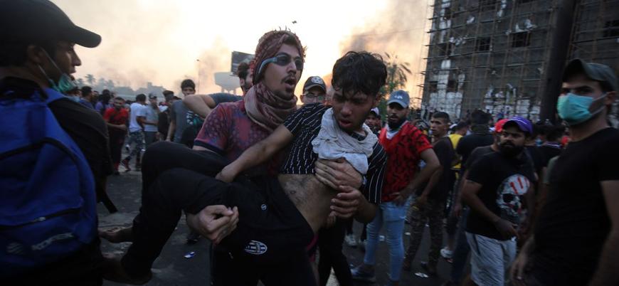 Irak'ta hükümet karşıtı gösterilerde ölü sayısı artıyor