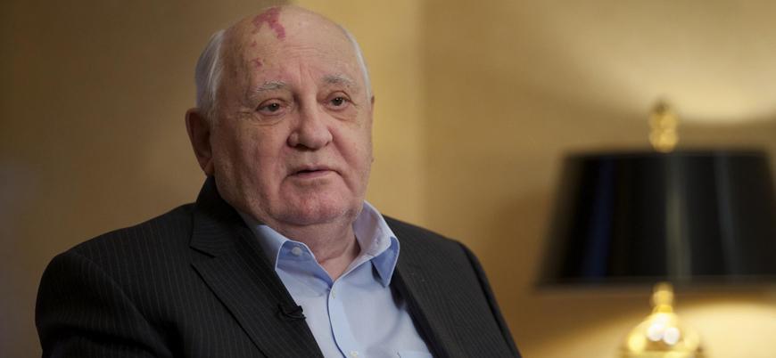 Sovyetler Birliği'nin son lideri Gorbaçov: Rusya ile Batı arasındaki gerilim dünya için büyük tehlike