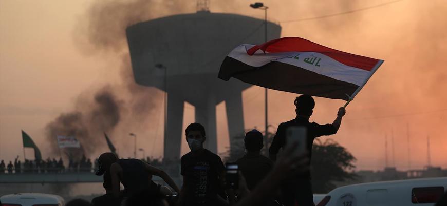 Irak gösterilerinde şiddetin dozu her geçen gün artıyor