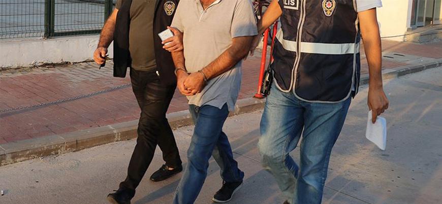 Ankara'da 'FETÖ' operasyonu: Çok sayıda gözaltı