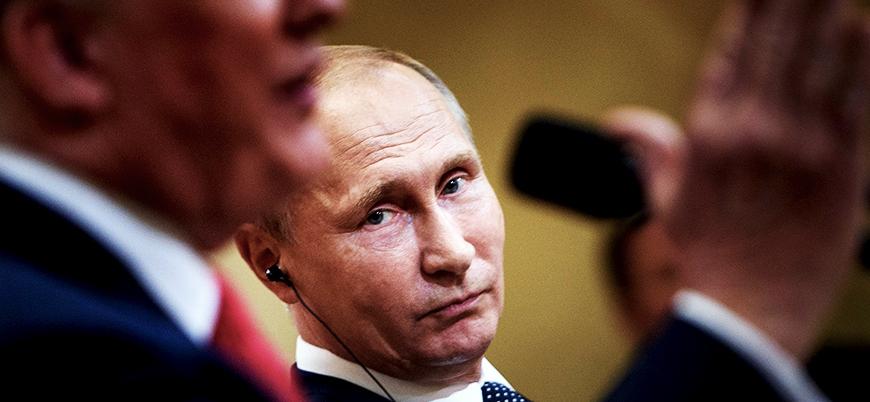 Rusya Ortadoğu'daki başarısının bir kısmını Trump'a borçlu