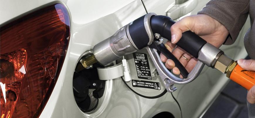LPG fiyatlarına 10 kuruş zam