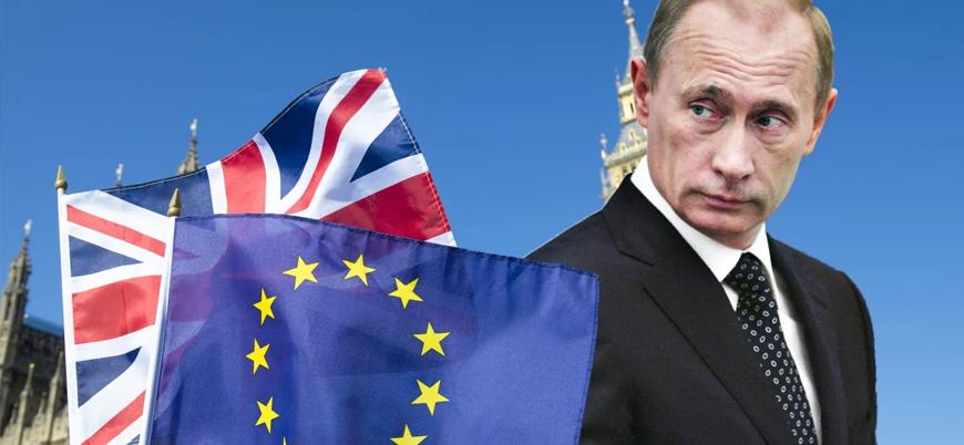"""Rusya İngiltere'de Brexit referandumuna müdahale etti"""