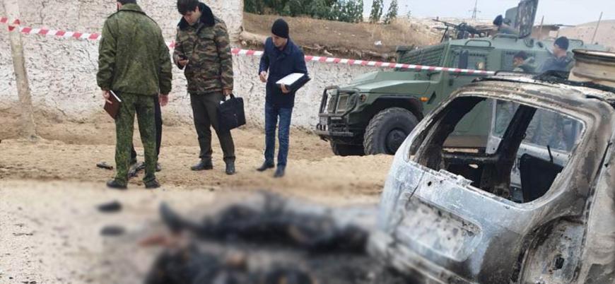 Tacikistan'da sınır karakoluna geniş çaplı saldırı: 17 ölü