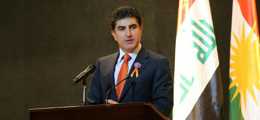 Barzani: Türkiye'nin Suriyeli Kürtlerle değil PKK ile sorunu var