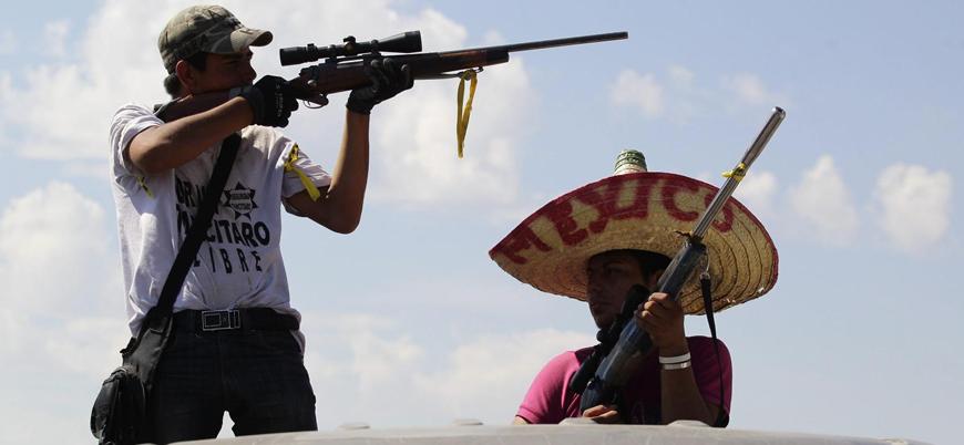Trump: Meksikalı uyuşturucu çetelerine savaş açma zamanı geldi