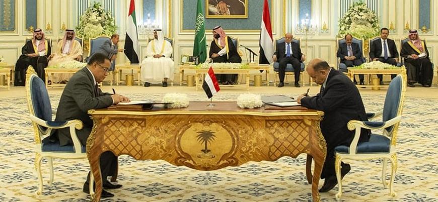 Yemen'de Suudi Arabistan ile BAE destekli güçler arasında 'güç paylaşımı' anlaşması