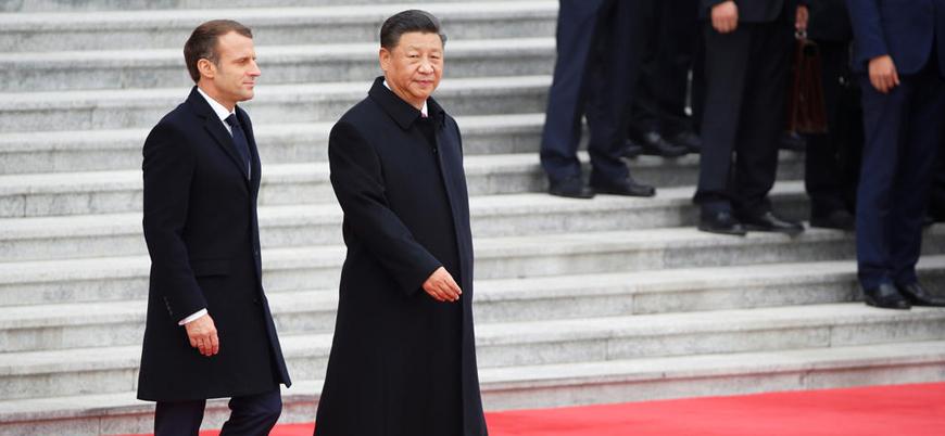 Fransa ile Çin arasında 15 milyar dolarlık anlaşma