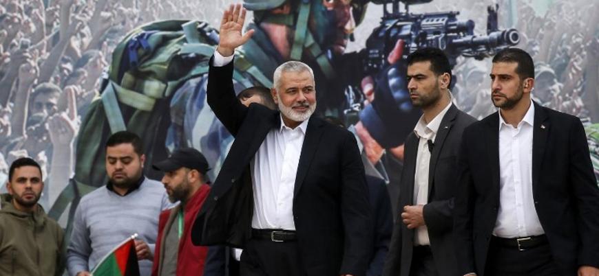 Sisi yönetimi Hamas lideri Haniye'nin Gazze'den çıkmasına izin vermiyor