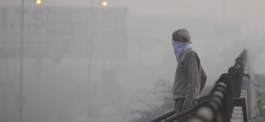 """""""Hindistan'daki hava kirliliğin arkasında Pakistan veya Çin olabilir"""""""