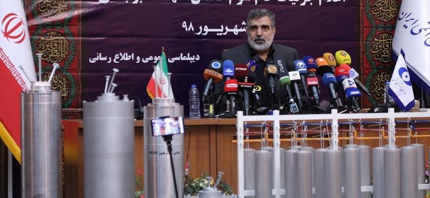 İran nükleer tesislerdeki santrifüjlere uranyum enjekte etmeye başladı