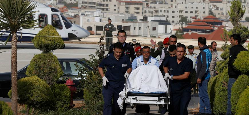 Ürdün'de bıçaklı saldırı: 4'ü turist 8 yaralı