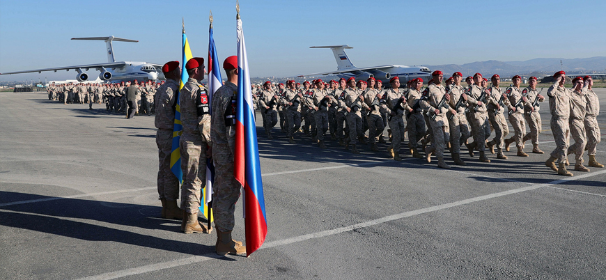 Rusya, Suriye - Türkiye sınırına ilk hava üssünü kuruyor