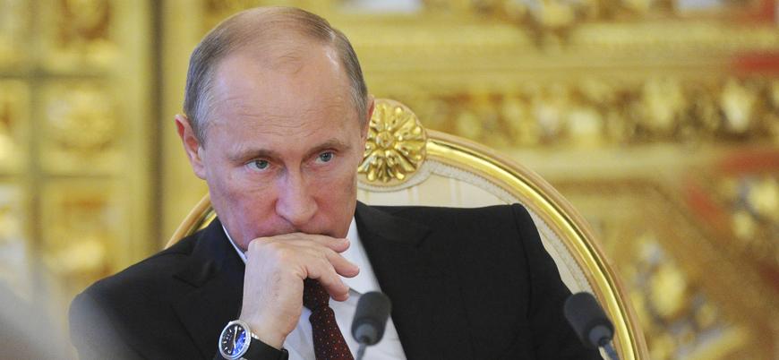 """""""Putin Rusya'da iktidarını 'korku imparatorluğuyla' muhafaza ediyor"""""""