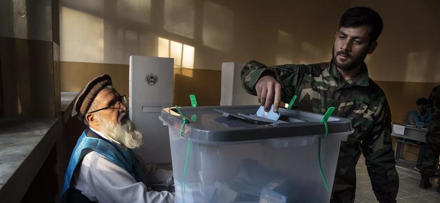 Afganistan'da seçimlere katılım oranları