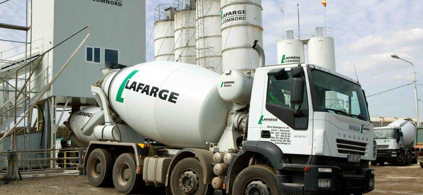 IŞİD'e ödeme yapan çimento devi Lafarge 'insanlığa karşı suçlar'dan yargılanmayacak