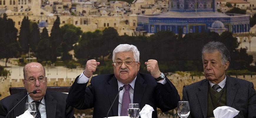 """""""Filistin'de Mahmud Abbas rejimi İsrail'in kirli işlerini yürütüyor"""""""