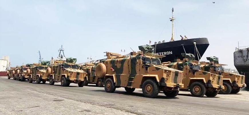 BM'den Türkiye'ye 'Libya' suçlaması