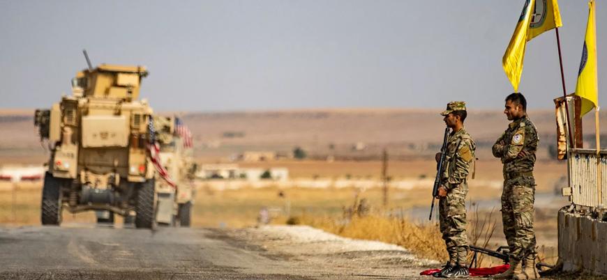 ABD resmen açıkladı: Suriye'de petrol geliri YPG'ye gidecek