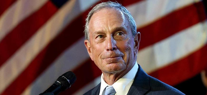 Milyarder iş adamı Bloomberg, Trump'a karşı ABD başkanlığına aday olacak