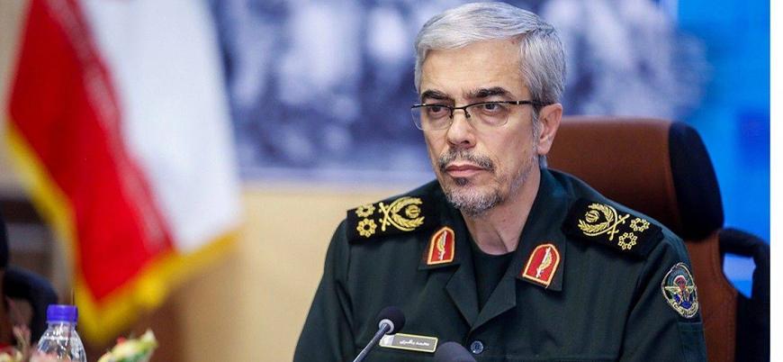 İran Genelkurmay Başkanı: Irak ve Lübnan'daki gösteriler komplo