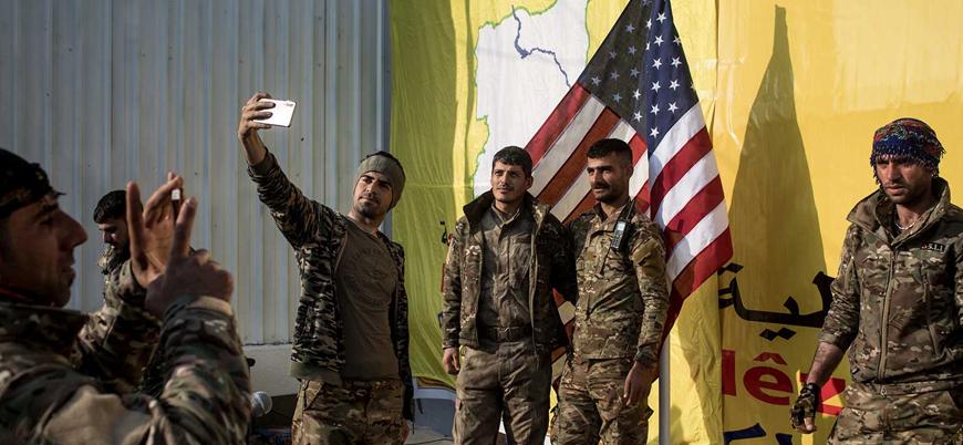 Pompeo: YPG'ye destek sürecek