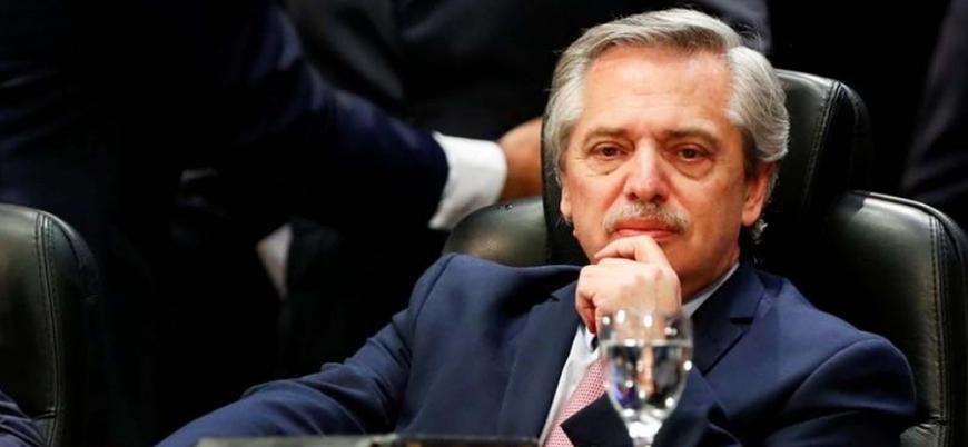 Arjantin'in yeni Devlet Başkanı Fernandez'den IMF'ye rest: Borcu ödemeyiz