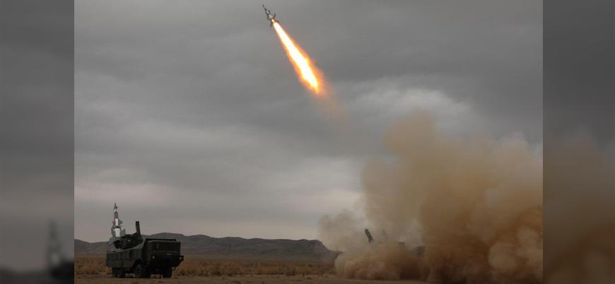 Özbekistan Çin yapımı FD-2000 hava savunma füzesini denedi