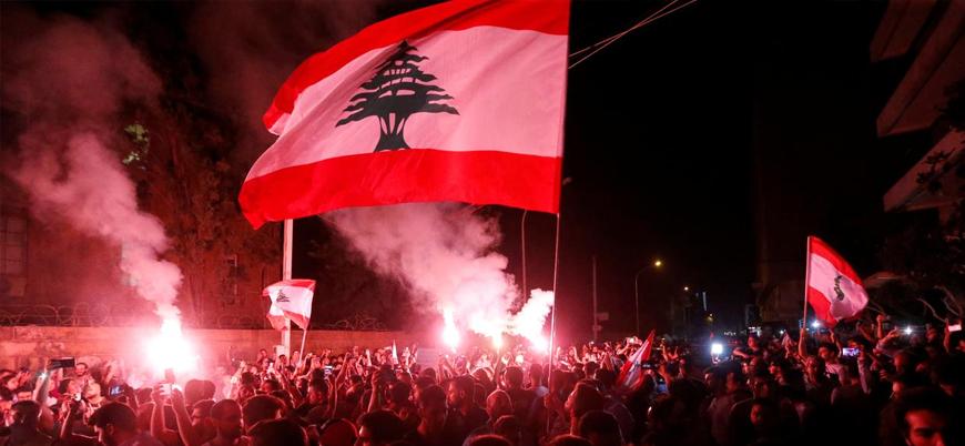 Lübnan müftüsünden çağrı: Göstericilerin talepleri karşılanmalı