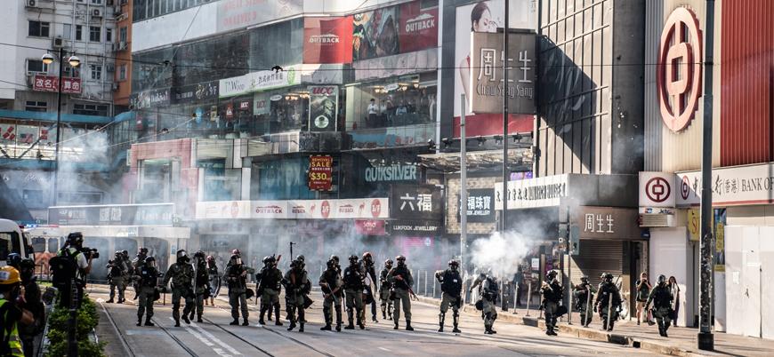 Hong Kong protestolarında ilk ölüm haberi geldi: Gösteriler alevlendi