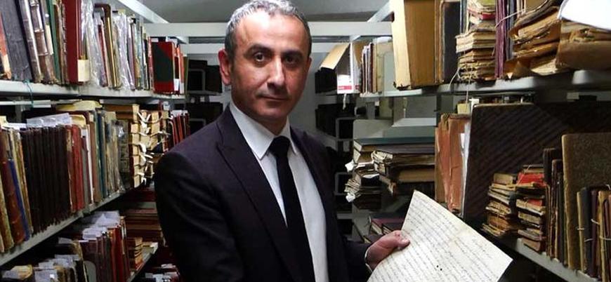 'İstanbul'un en başarılı kütüphane müdürü' Mezarlıklar Müdürlüğü'ne atandı