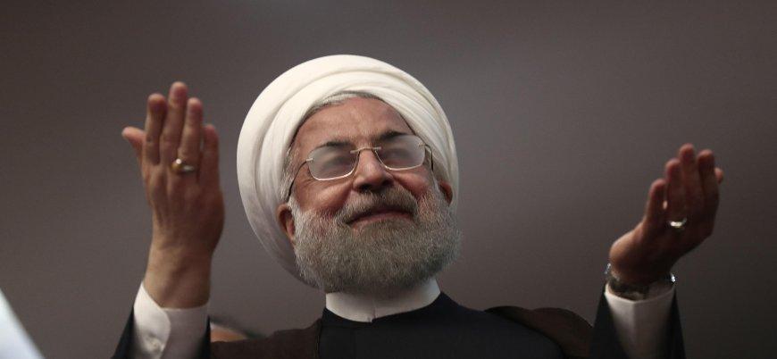 İran Cumhurbaşkanı Ruhani: 53 milyar varil petrol keşfettik