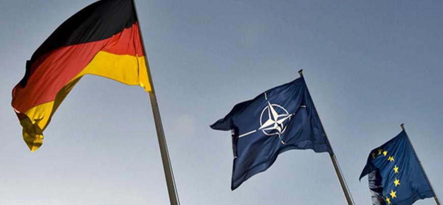 Almanya: NATO'ya ihtiyacımız var