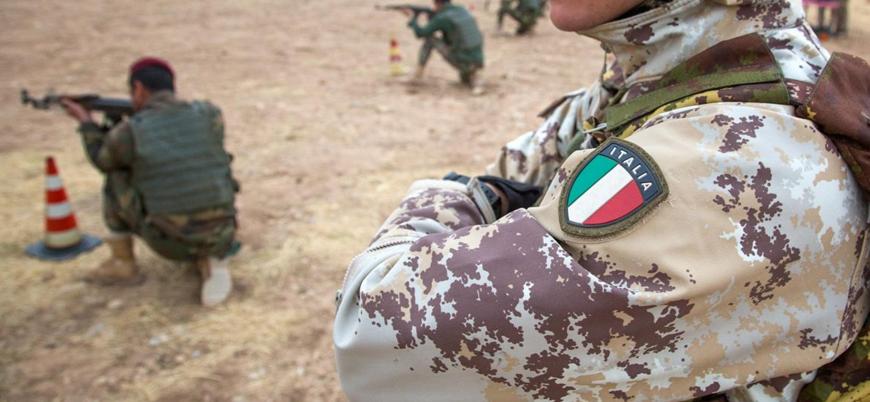 Irak'ta İtalyan askerlerine bombalı saldırı: 3'ü ağır 5 yaralı