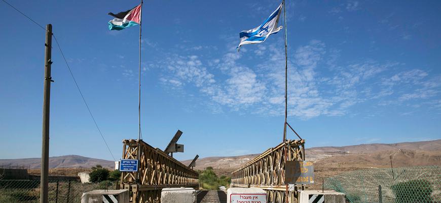 Ürdün İsrail ile 'kira sözleşmesini' sonlandırdı