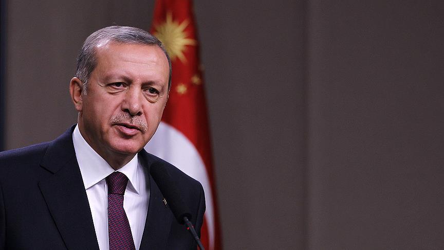 Erdoğan'dan 'darbe' imalarına cevap: Terbiyesizliktir, seviyesizliktir