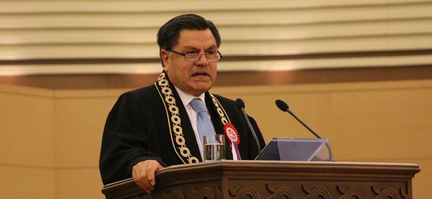 Eski AYM Başkanı Haşim Kılıç: Hâkimler hain ve örgüt üyesi gibi ithamların korkusuyla bazen vicdanla bağlantısını kesmek zorunda kalıyor