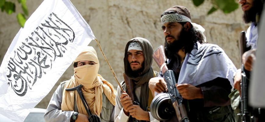 ABD'nin 'Afganistan'da kalacağız' açıklamasına Taliban'dan yanıt