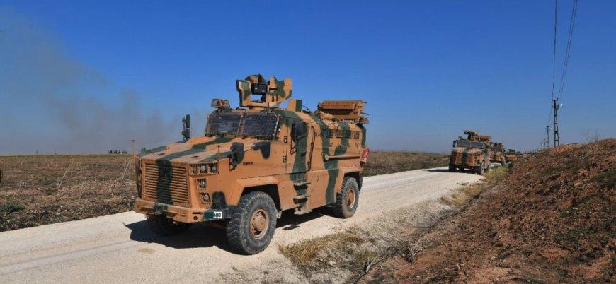 Türkiye ile Rusya'dan Fırat'ın doğusunda ortak devriye