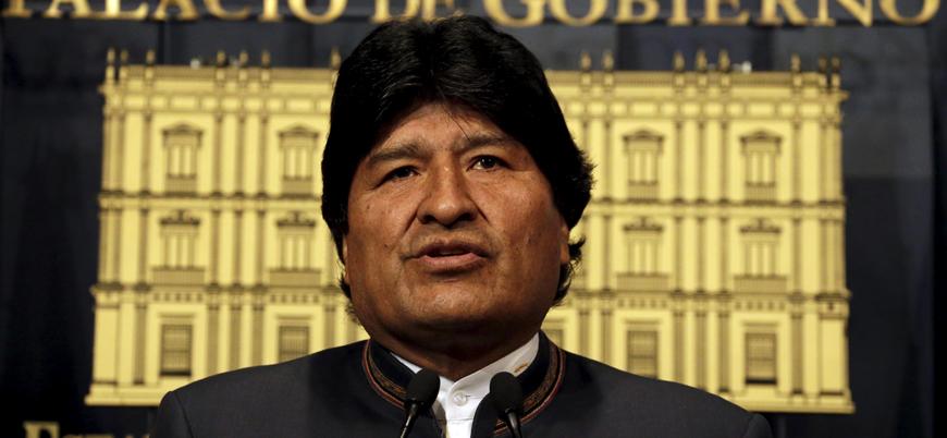 Bolivya'da ordu baskısıyla istifa eden Morales Meksika'ya iltica ediyor