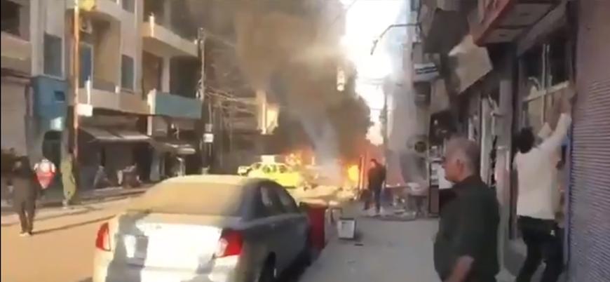 Kamışlı'da eş zamanlı bombalı saldırılar: 6 ölü, 22 yaralı